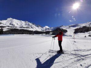 narty, snowboard, góry, aosta, pila