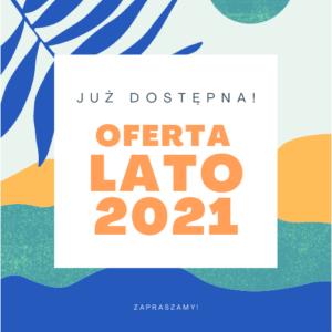 Oferta LATO 2021